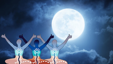 Full Moon Meditation – 9th January 2020